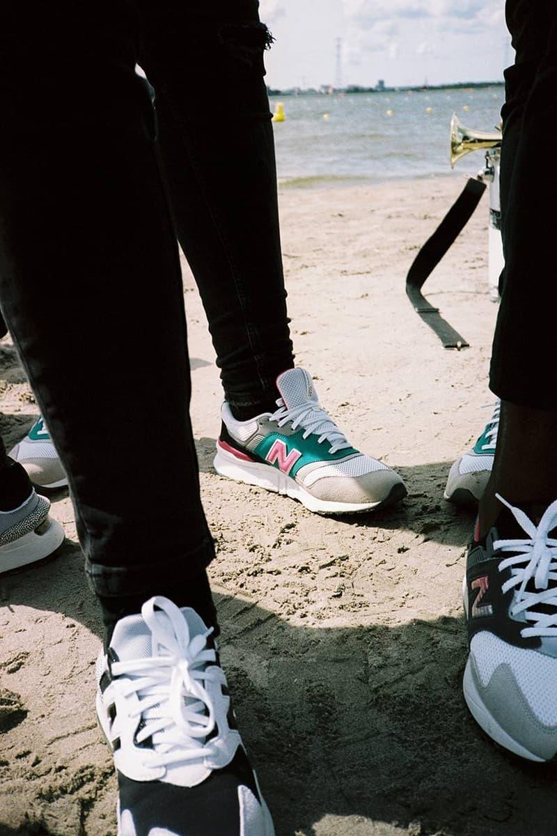 New Balance x Patta 攜手打造「Runs in the Family」全新聯乘企劃