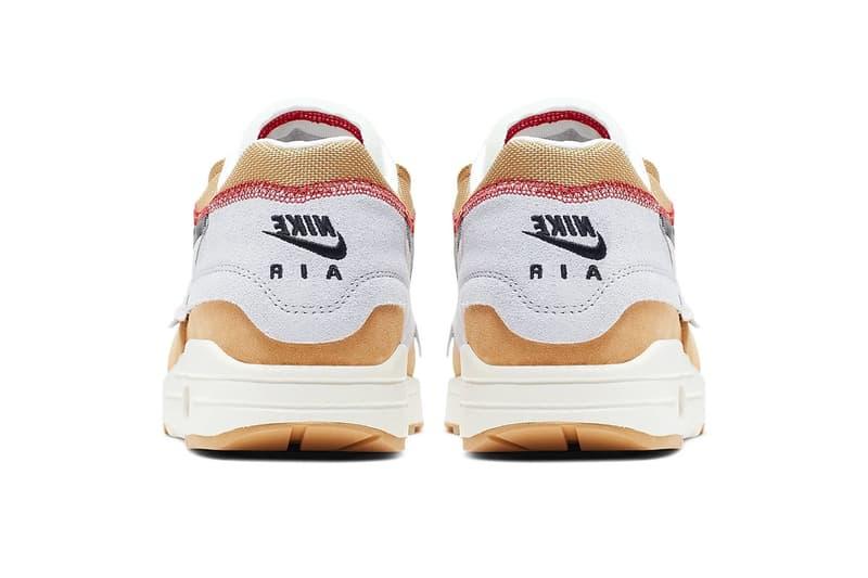 Nike Air Max 1 全新「Inside Out」別注設計上架發售