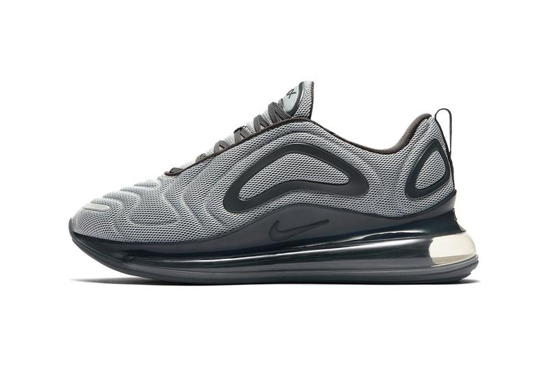 Nike Air Max 720 全新配色「Wolf Grey/Anthracite」發佈