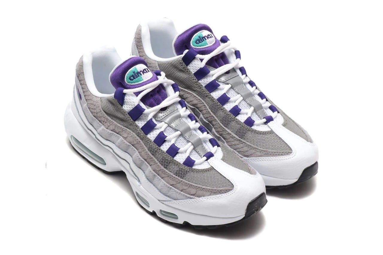Nike 推出Air Max 95 OG 配色「White/Court