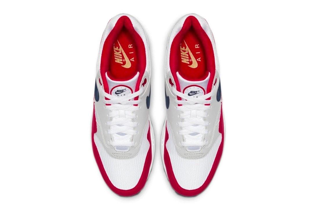 Nike 決定取消販售所有「美國獨立日」Air Max 1 鞋款