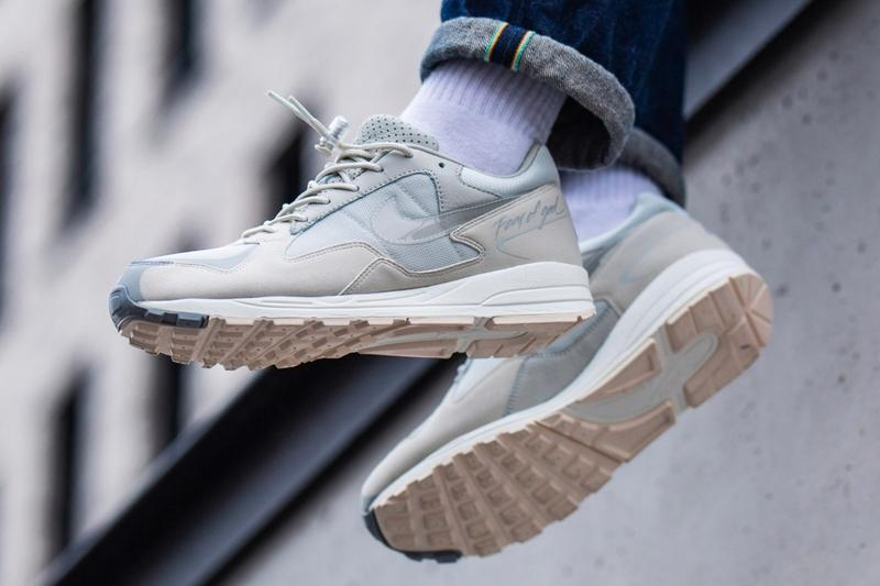 Nike x Fear of God 聯乘 Air Skylon II 全新配色「Light Bone」發佈