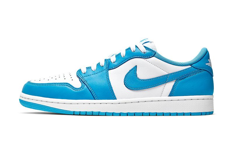UPDATE: Nike SB x Air Jordan 1 Low「UNC」別注配色發售詳情公開