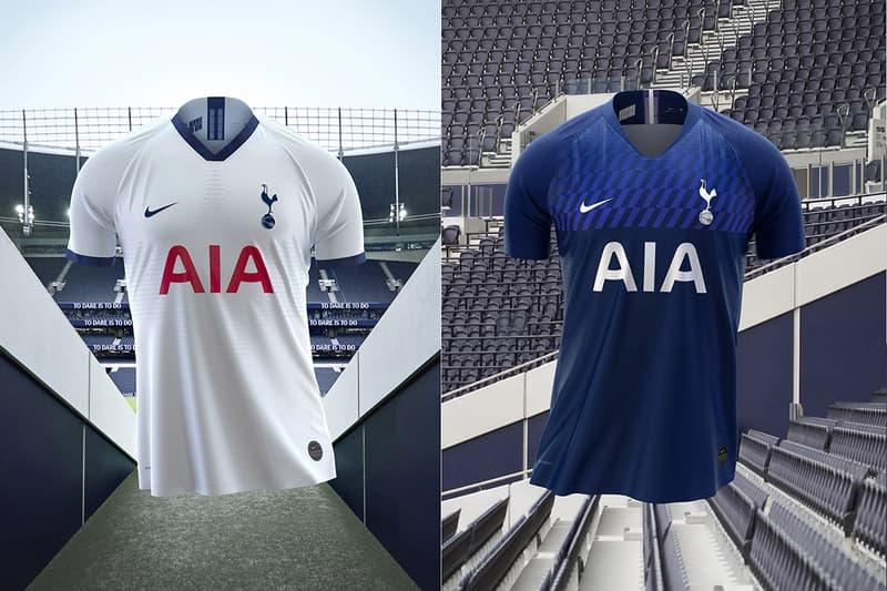 英超球隊 Tottenham Hotspur 與 Nike 釋出 2019/20 季度主客球衣