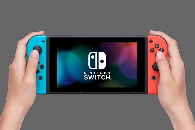 任天堂發佈全新升級版 Nintendo Switch 遊戲主機