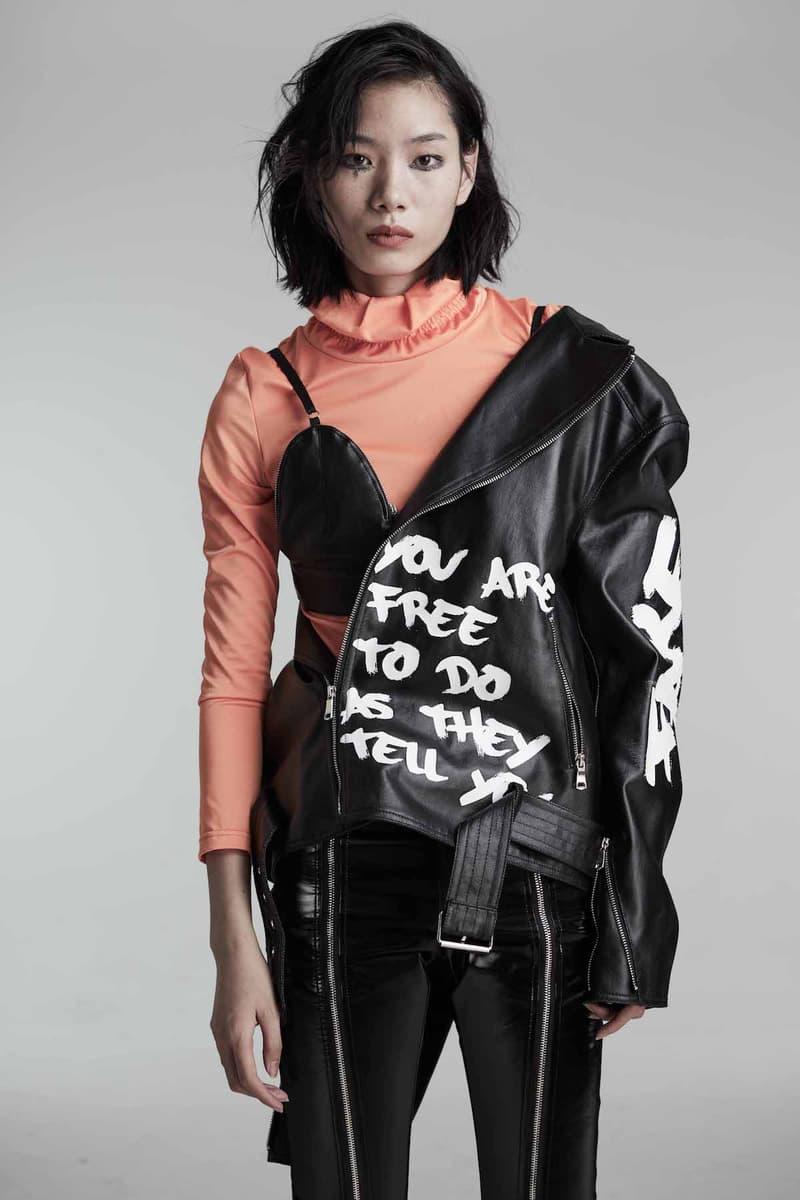 #NOHASHTAG 發佈 2019 秋冬系列 Lookbook