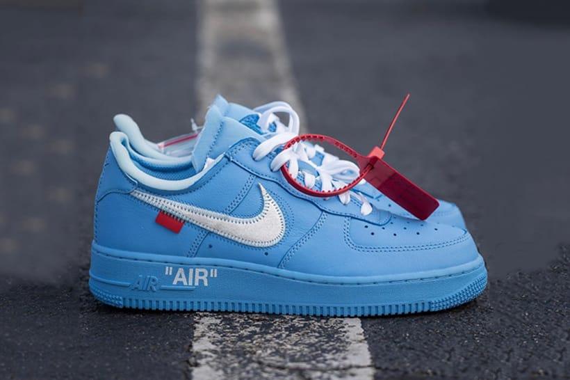 Off-White™ x Nike Air Force 1「MCA」確認