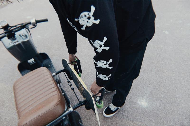 OFFPSPRING x Vans 全新「HERRING-BONE」聯乘系列發佈