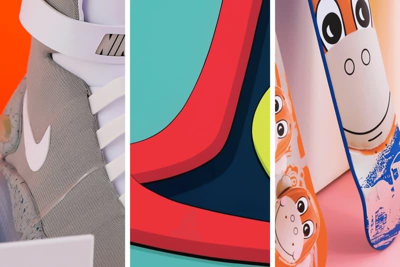 Otis 平台提供全新管道投資球鞋、文化與藝術品