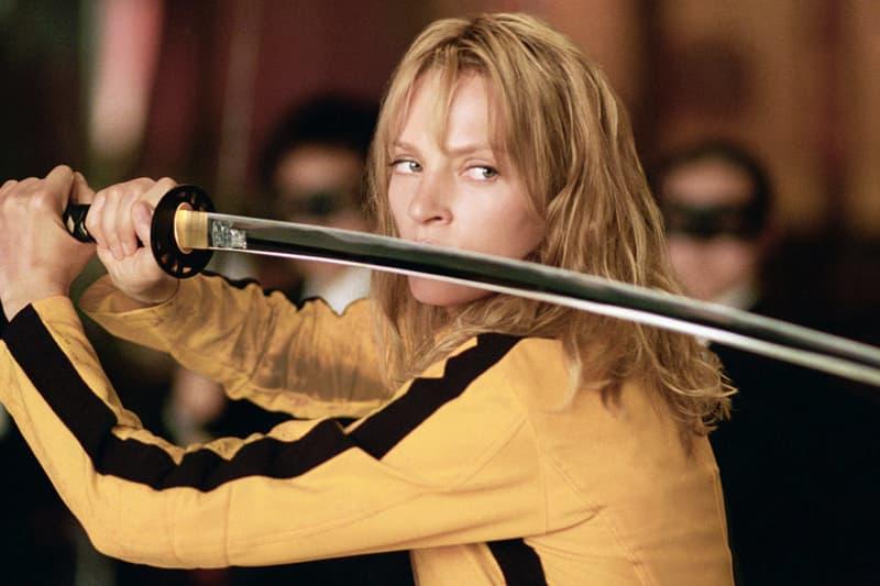 消息稱 Quentin Tarantino 近期與 Uma Thurman 討論推出《Kill Bill Vol. 3》的可能