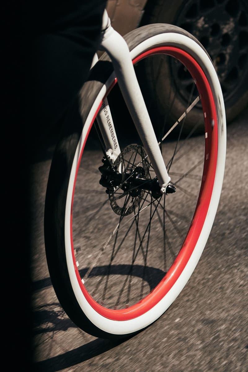 Staple 攜手 Raleigh 打造「鴿子」主題聯乘限定單車
