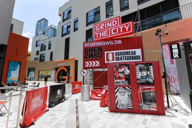 ROARINGWILD 攜手 BOARDHEAD 舉辦「Grind The City」街頭派對