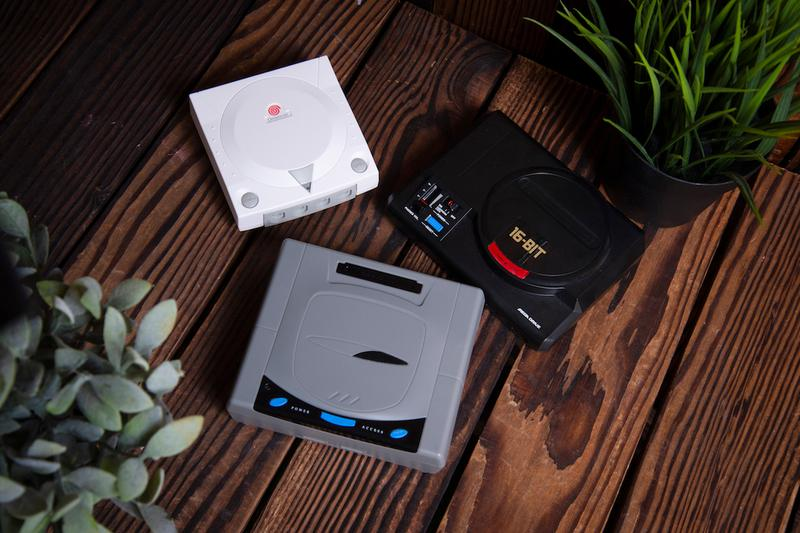 回味時光-全球首彈 Sega 遊戲機無線充電座登場