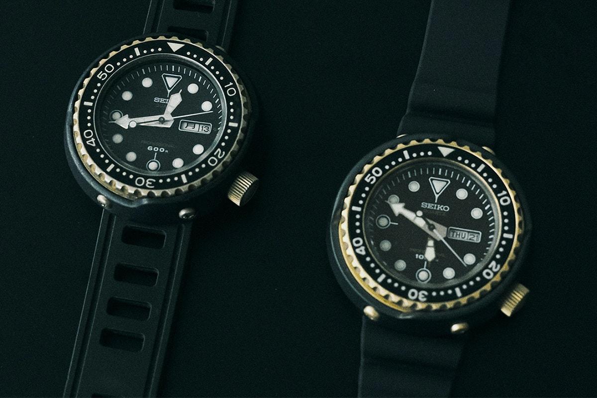 近賞 SEIKO 七十年代首枚「石英金吞」潛水錶之究極復刻版本