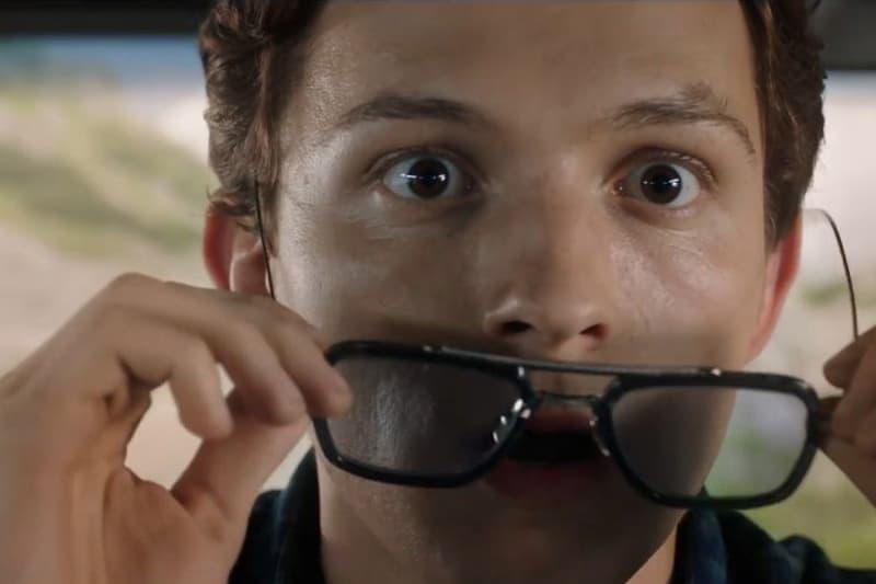 《Spider-Man: Far From Home》Peter Parker 再度戴用 DITA FLIGHT.006 太陽眼鏡