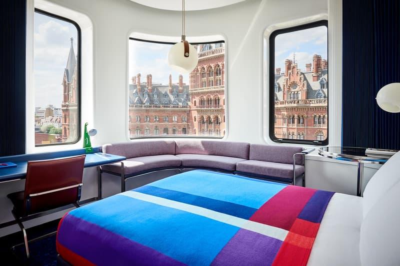 座落倫敦-Standard International 於美國以外地區開設首間酒店