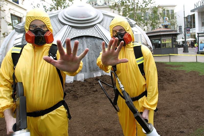 尋找外星人 − 網民號召闖入美軍基地 51 區將進行現場直播