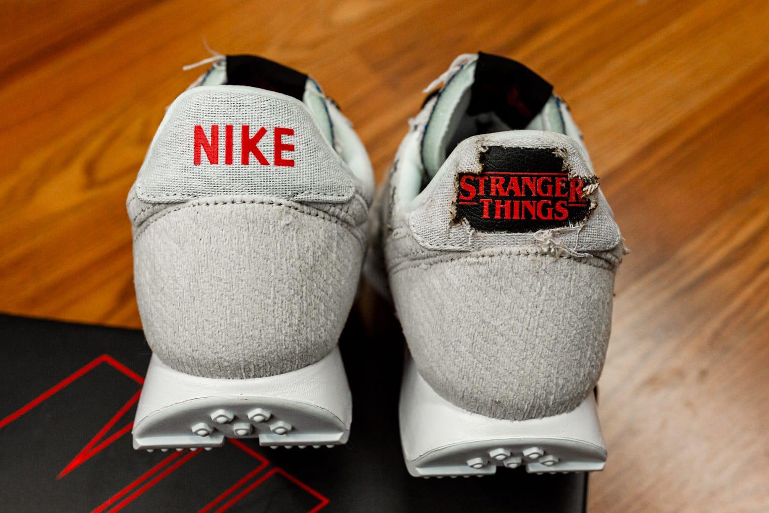 隱藏版《Stranger Things》x Nike 全新聯乘