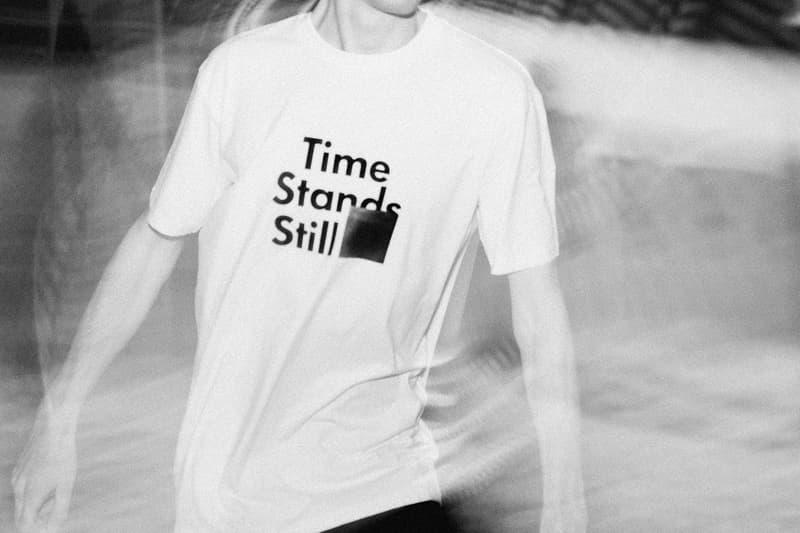 音樂人 Ta-Ku 正式發佈其個人品牌 823 首個系列「Time Stands Still」