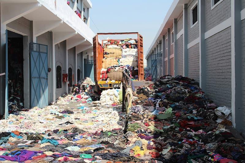 巨大浪費-近 60 年來紡織廢料達到 811% 的驚人增幅