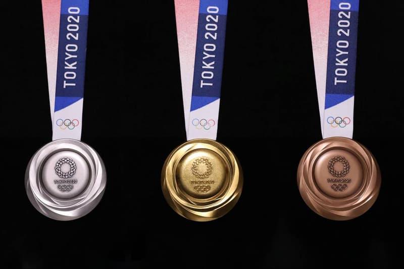 廢棄電器重生!2020 東京奧運會官方公佈獎牌設計細節