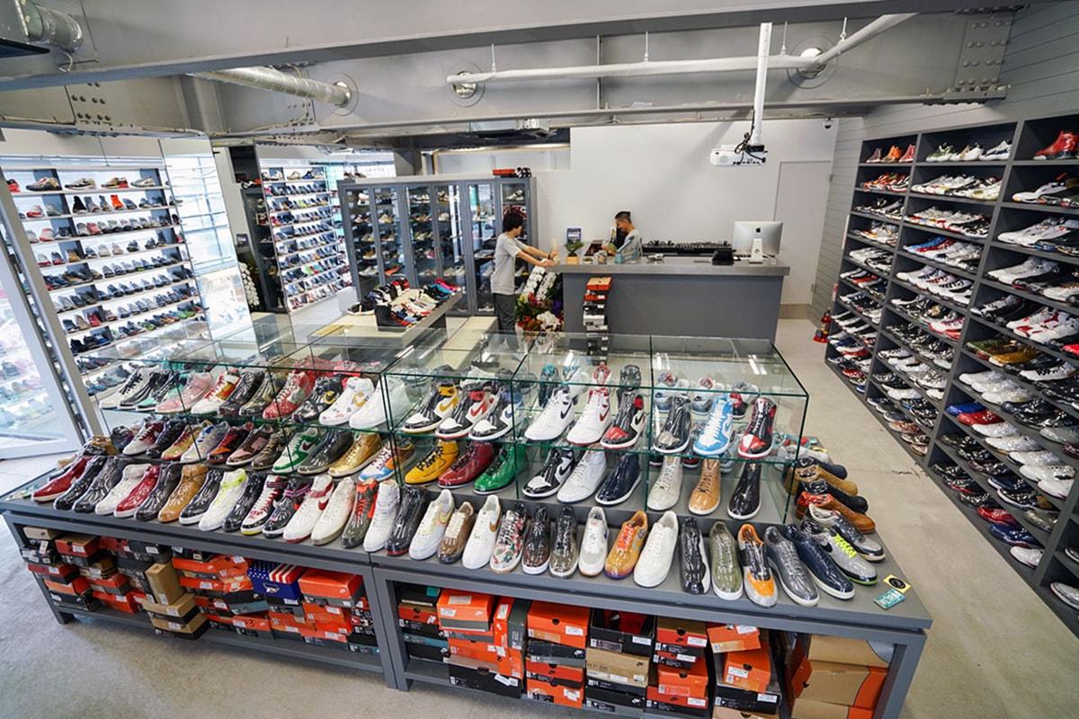 鞋迷駐足星期二 - 東京潮鞋購物指南