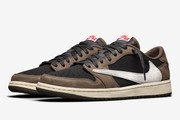 Travis Scott x Air Jordan 1 Low 官方圖片正式發佈!