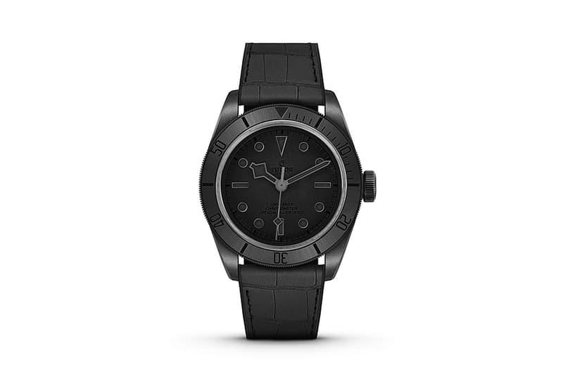 銀河唯一-Tudor「Only Watch 2019」全黑 Black Bay Ceramic One 錶款