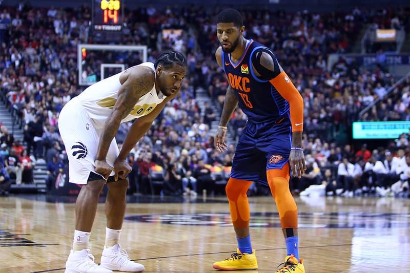 NBA 交易消息 − 聯盟眾星回應 Kawhi Leonard 及 Paul George 交易案