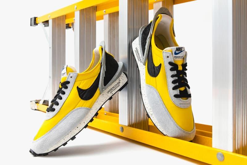 UNDERCOVER x Nike Daybreak「Bright Citron」正式發售日期公開