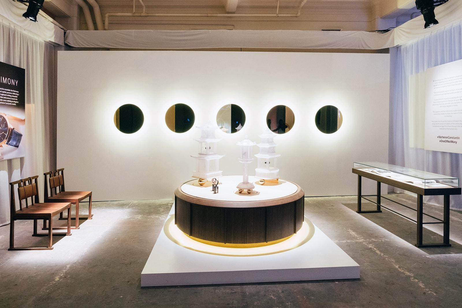 Vacheron Constantin 舉辦「One of Not Many」鐘錶展覽及酒會派對