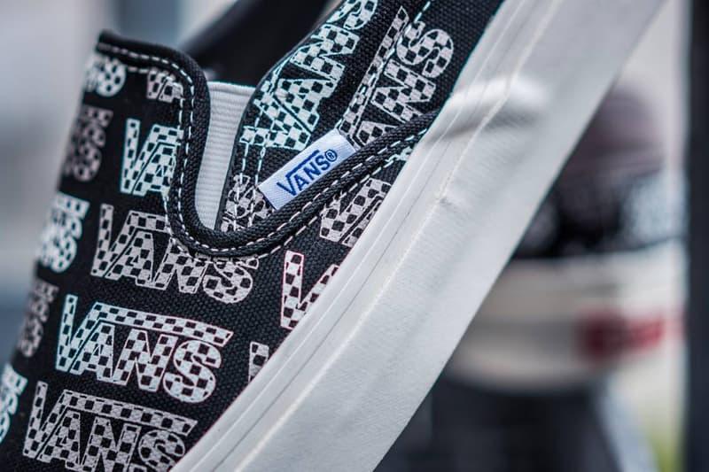 經典升級回歸!Vans 推出全新復古 Slip-On