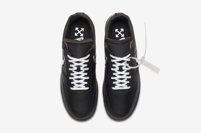 回歸在即?Off-White™ x Nike Air Force 1 聯乘配色「MoMA」官方圖輯意外曝光