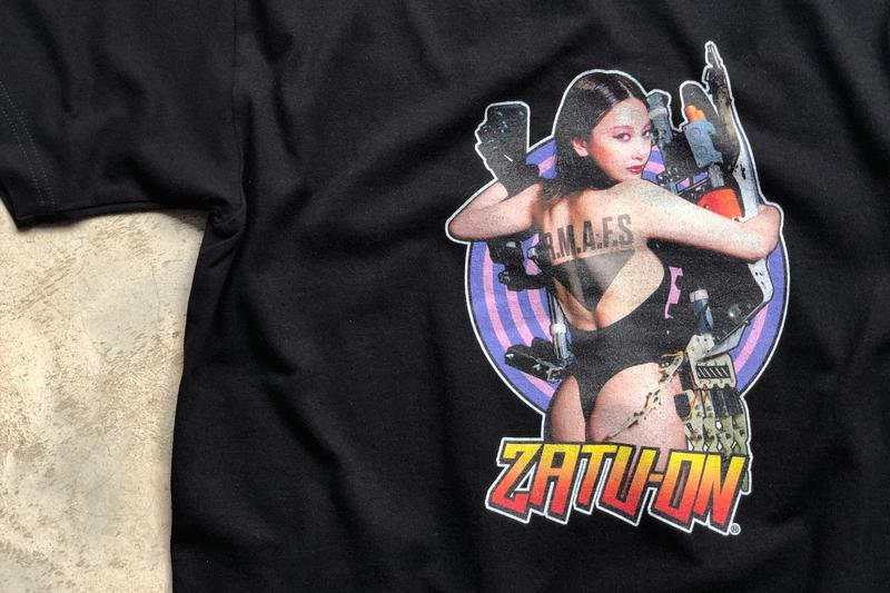 ZOZOTOWN 人氣品牌 ZATUON 炮製《RoseMa 2nd Impact》別注單品