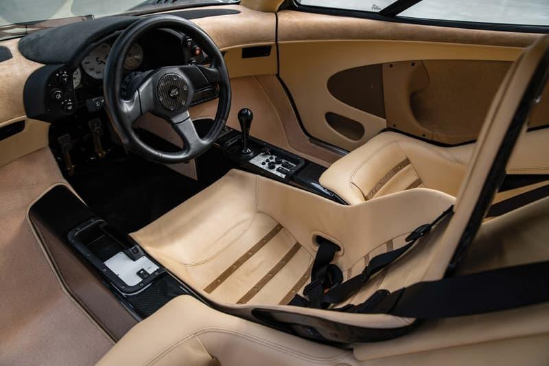 罕有 1994 年 McLaren F1「LM-Specification」以近 2 千萬美元拍賣