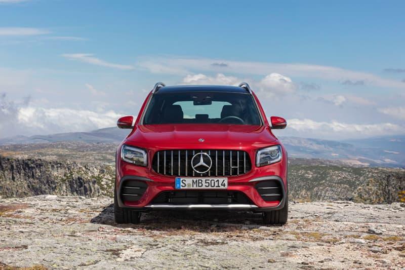 面面俱到 − Mercedes-AMG 全新 2020 年 GLB 35 4Matic 正式發佈
