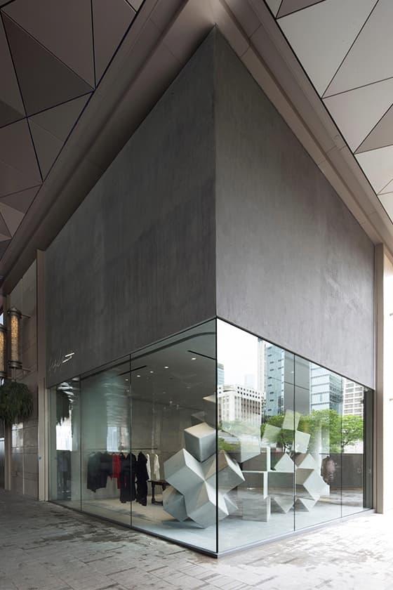 大中華區首間-香港 Yohji Yamamoto 旗艦店正式登陸