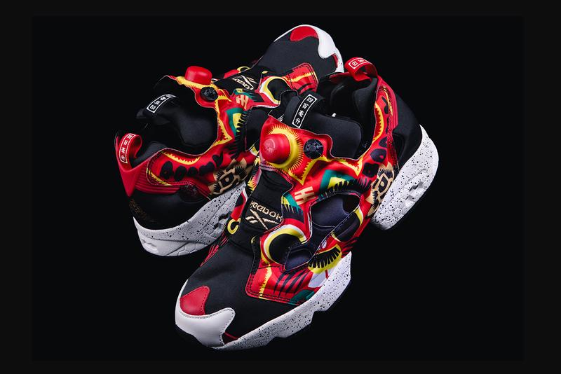 搶先預覽 400ml x Reebok 全新 Instapump Fury「Rebels Paper Tiger」聯名設計