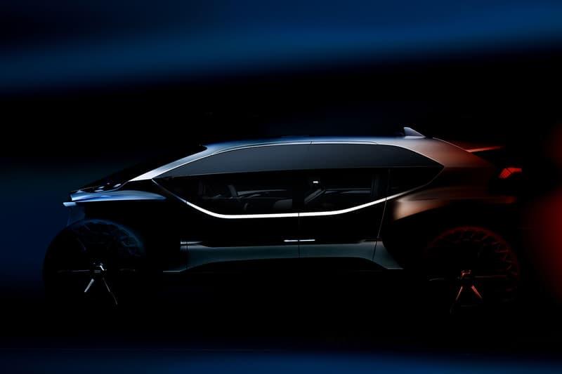 Audi 預告「AI:Trail quattro」純電四驅越野車
