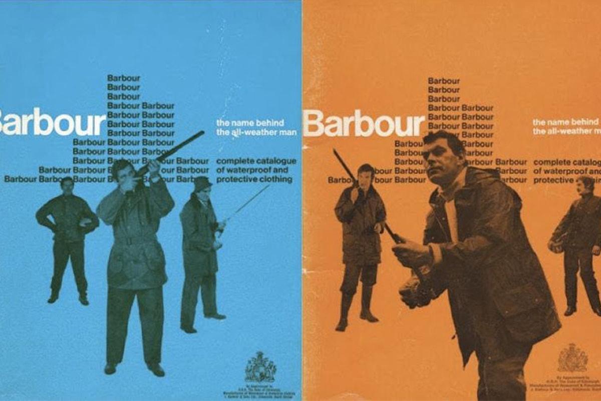 英國皇室御用獵裝 Barbour 與傳奇導演 Ridley Scott 推出聯名別注作品