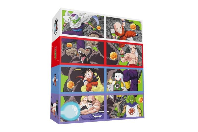 DBRukia 攜手《Dragon Ball》打造聯名限定鞋盒系列