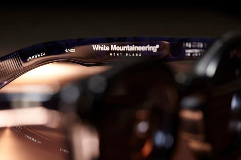 機能時尚-White Mountaineering x Jacques Marie Mage 聯乘鏡款系列上架