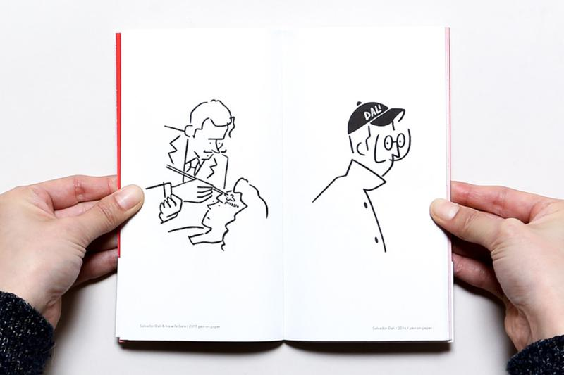 極簡線性繪圖之美・細說當今 6 位日本人氣插畫家