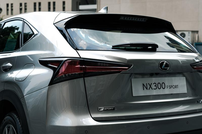 青年才俊-Lexus 全新 2020 年新款 NX 300 F Sport 實測