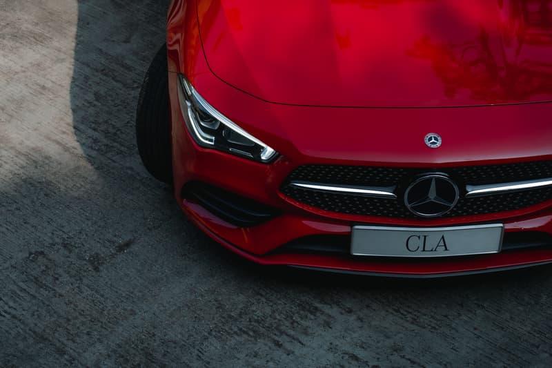 年輕化四門房車-Mercedes-Benz 新一代 CLA250 體驗