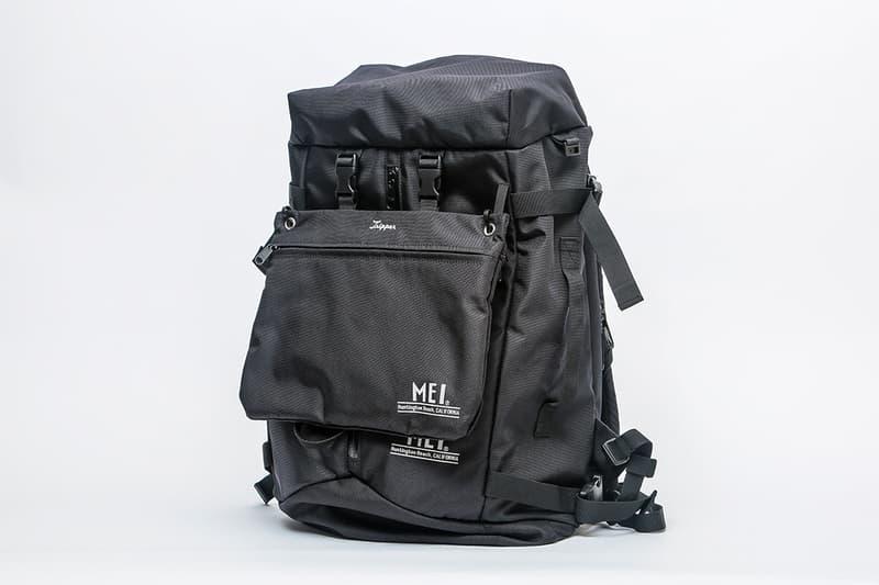 加州山系袋牌 MEI 2019 秋冬系列登陸香港