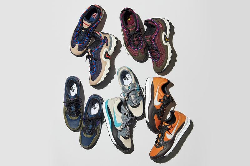 Nike ACG 2019 秋冬系列單品預覽