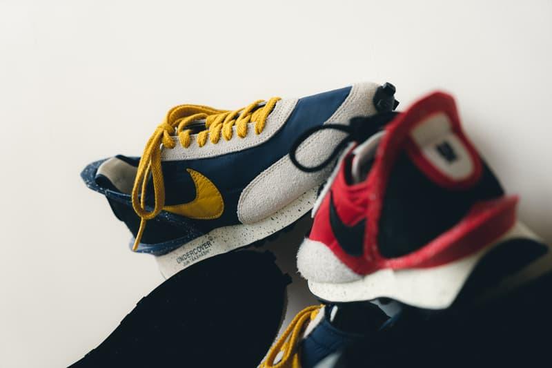 UNDERCOVER x Nike Daybreak 最終回三色率先近賞