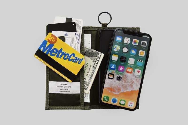 PORTER 推出軍事風 iPhone 專屬手機保護套