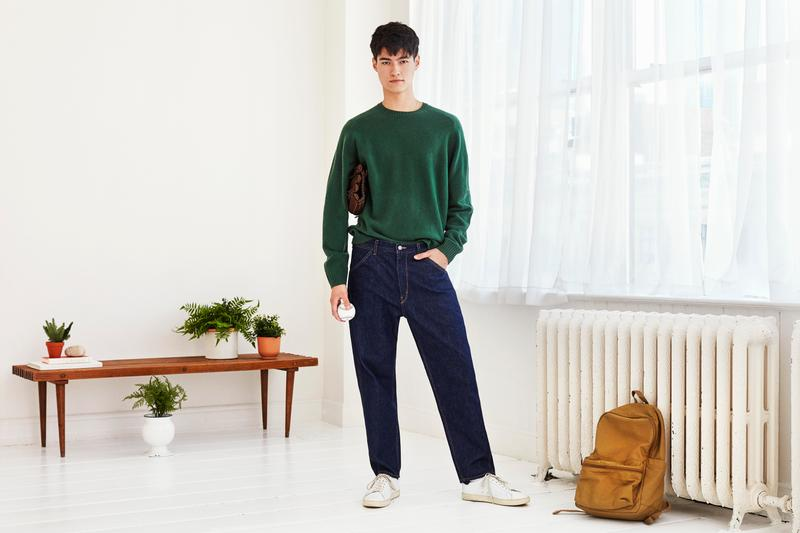 UNIQLO 全新 Regular Fit 褲款系列